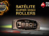Satélite para o Super High Roller do BSOP Millions