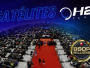 Satélite H2 Club São Paulo para o BSOP Millions