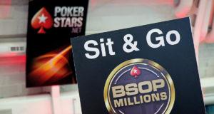 Sit & Go - BSOP Millions