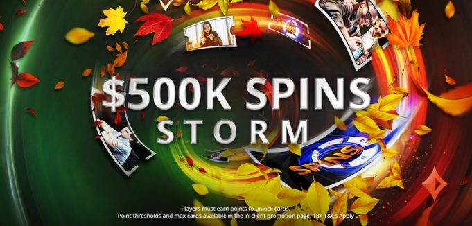 Spins Storm