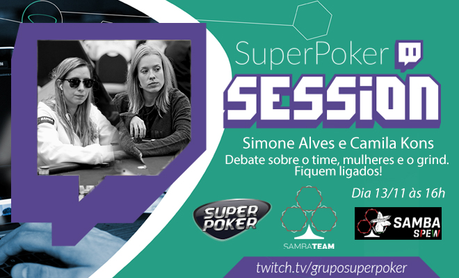 SuperPoker Session