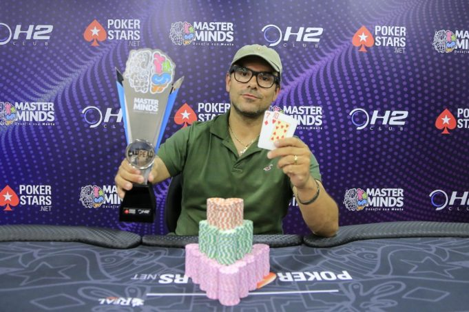 Gustavo Lopes - Campeão MasterMinds 13