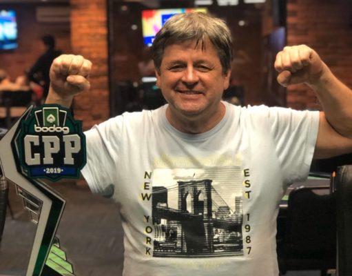 Anthony Wechinewsky - Campeão CPP