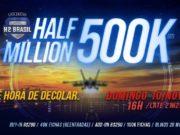 Half Million da Liga Online H2 Brasil