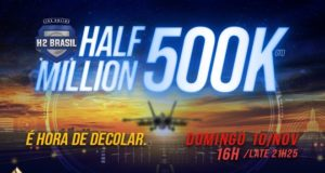 Half Million da Liga Online H2 Brasil