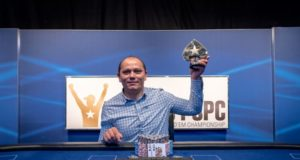 Valdir Cordeiro dos Santos - Chris Moneymaker's Road to PSPC