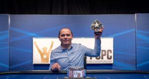 Valdir Cordeiro dos Santos - Chris Moneymaker's Road to PSPC