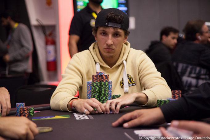 Alessandro Mocelin - BSOP Millions