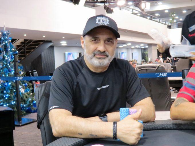 Marcos Vinicius - H2 Club