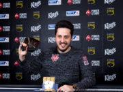 Adrian Mateos campeão do € 10.300 do EPT Praga