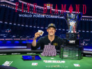 Alex Foxen campeão do Main Event do WPT Five Diamond (Foto: WPT)