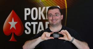 Fabio Bonatto - Campeão Torneio VIP PokerStars - BSOP Millions