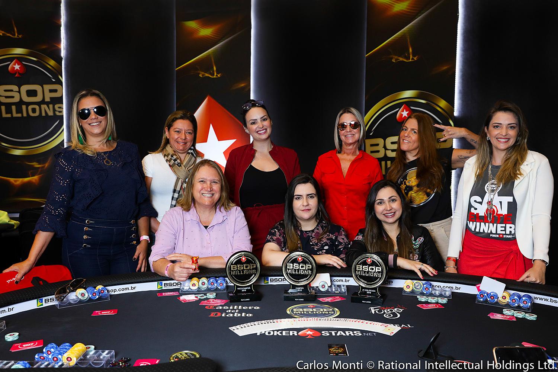 Mesa Final Ladies - BSOP MIllions