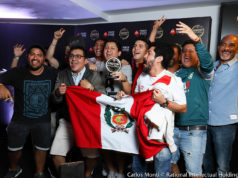 Festa do Peru no BSOP Millions