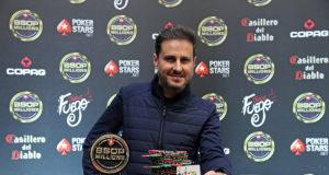Mario Quintanilha campeão do Big Pot Freezeout do BSOP Millions