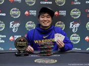 Rafael Oshiro - Campeão Pot Limit Omaha - BSOP Millions