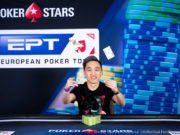 Chin Wei Lim campeão do Single Day High Roller do EPT Praga