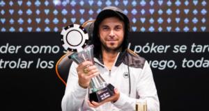 Christian Sare campeão da Final Milionaria