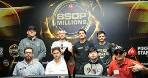 Mesa Final Main Event - BSOP Millions