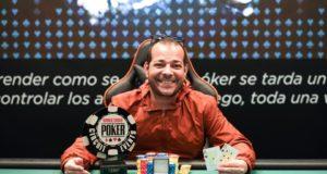 Guilherme Moura campeão do Evento #26 da WSOP Uruguai