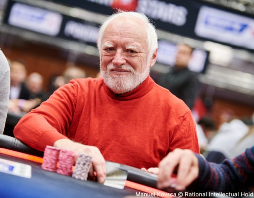 Hide the pain Harold - EPT Praga