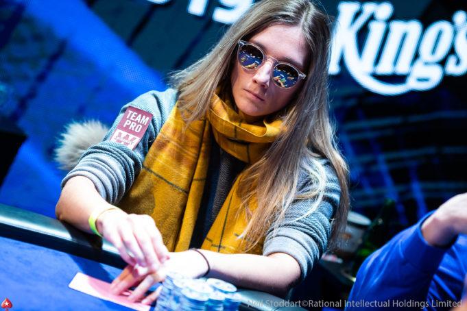 Gaelle Baumann - EPT Praga