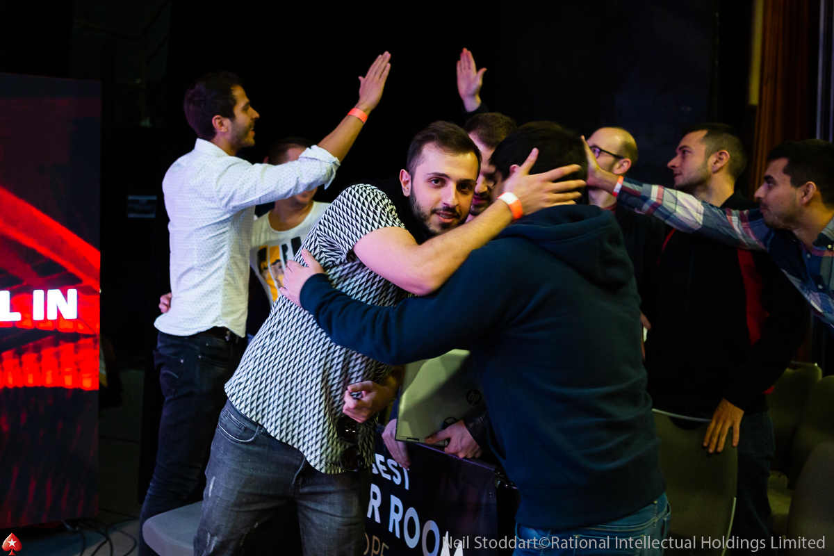 Eliminação Ricardo Rocha - EPT Praga