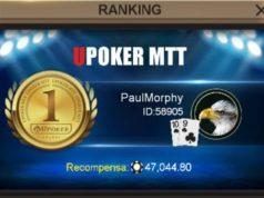 PaulMorphy campeão do R$ 150 mil garantidos da Liga Online H2 Brasil