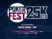 Poker Fest do H2 Club Goiânia