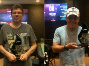 Raul Alberto e Jairo Ferreira primeiros colocados do ranking Monday Night Anual