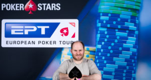 Sam Greenwood campeão do Single Day High Roller II do EPT Praga