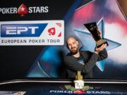 Stephen Chidwick campeão do Super High Roller do EPT Praga