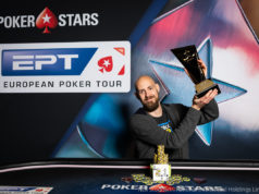 Stephen Chidwick campeão do Super High Roller do EPT Praga