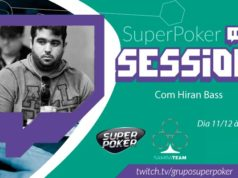 SuperPoker Session - Hiran Bass