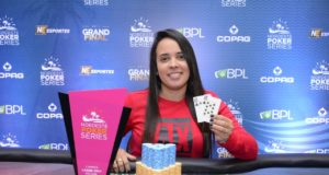 Soraia Cid campeã do Ladies Only NPS Grand Final