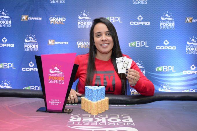 Soraia Cid campeã do Ladies Only NPS Grand Final