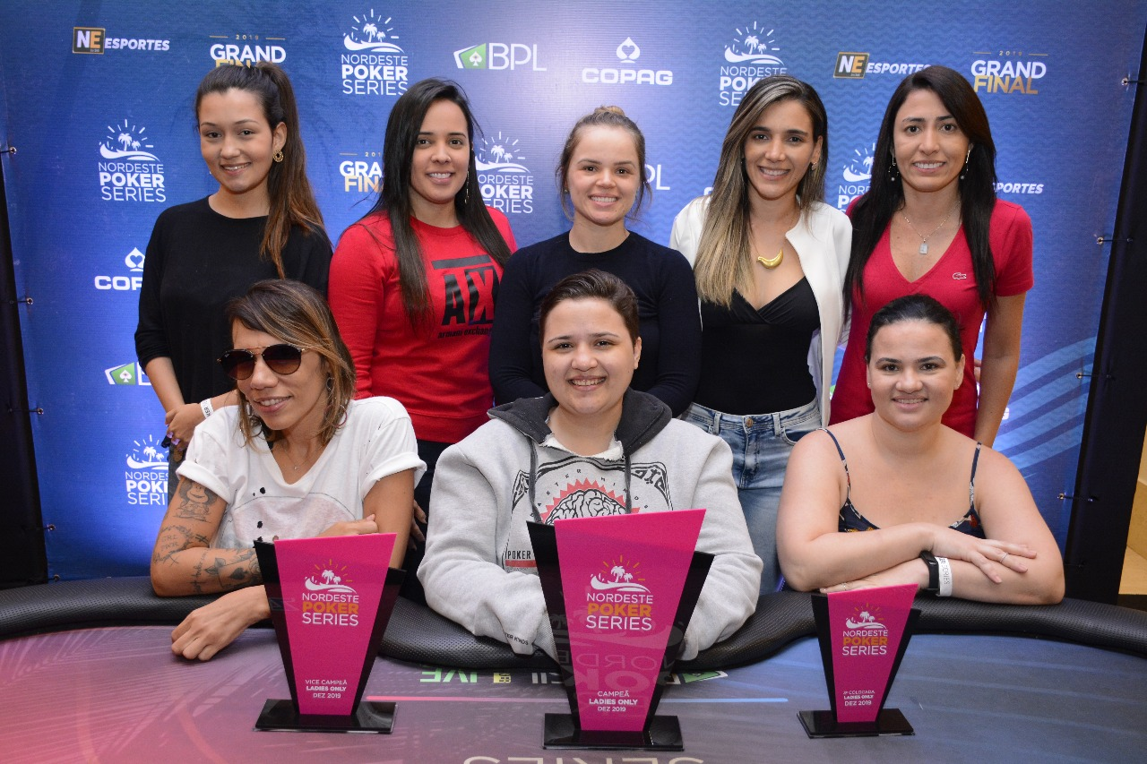 Mesa Final do Ladies Only NPS Grand Final