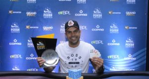 Murilo Soares é campeão do 6-handed do Pot-Limit Omaha do NPS Grand Final