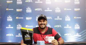 Mateus Ellyan campeão do Small Shot do NPS Grand Final