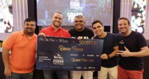 Ramon Pessoa campeão nordestino de poker