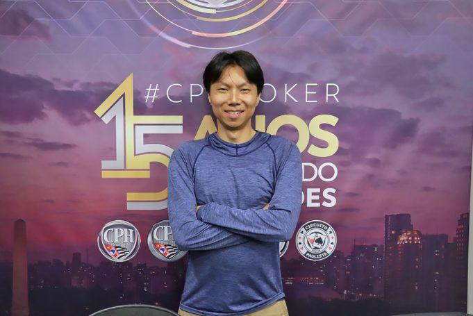 Norson Saho - Campeão Paulista de Poker
