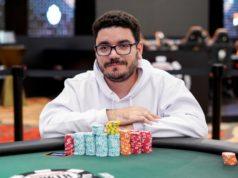João Bauer - WSOP Uruguai
