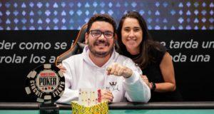 João Bauer - Campeão Main Event - WSOP Uruguai