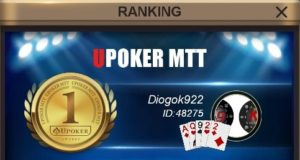 """Diogok922"" é campeão do Pot-Limit Omaha 5-Cards 75k garantidos"