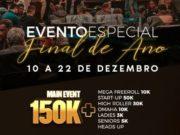 Evento especial de fim de ano do H2 Club Curitiba