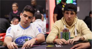 Eduardo Panta e Alessandro Mocelin - BSOP Millions