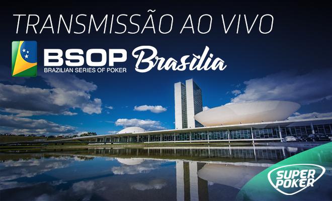Transmissão do BSOP Brasília