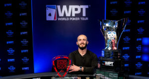 Brian Altman campeão do WPT Lucky Hearts Championship