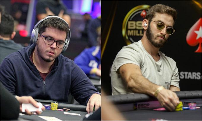 Brunno Botteon e Pedro Garagnani