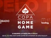 Copa Home Game no H2 Club Campinas